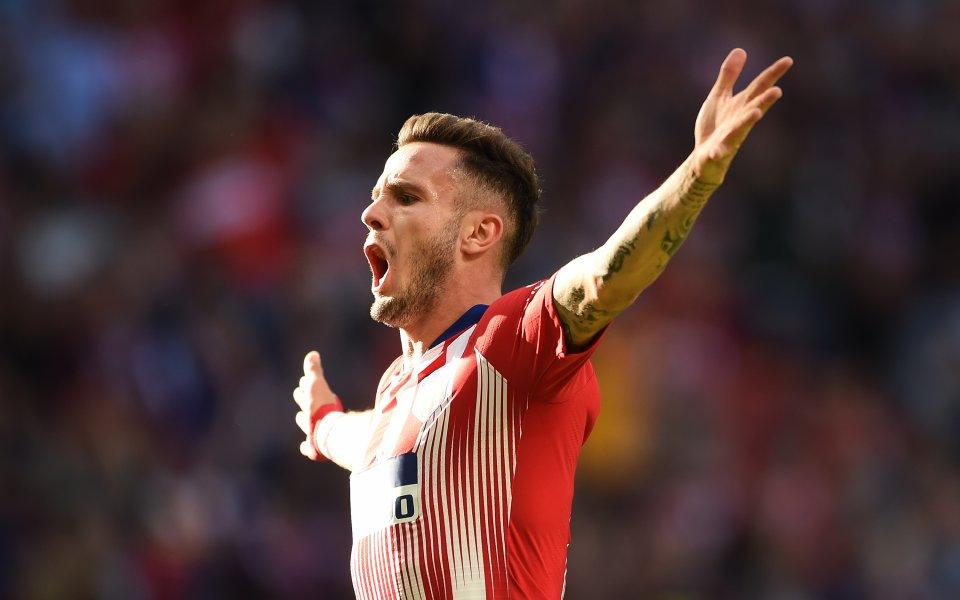 Атлетико Мадрид поведе в Ла Лига (видео)