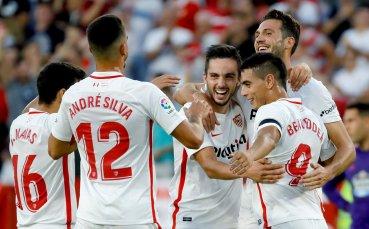 Футболист на Севиля попадна в полезрението на Реал Мадрид
