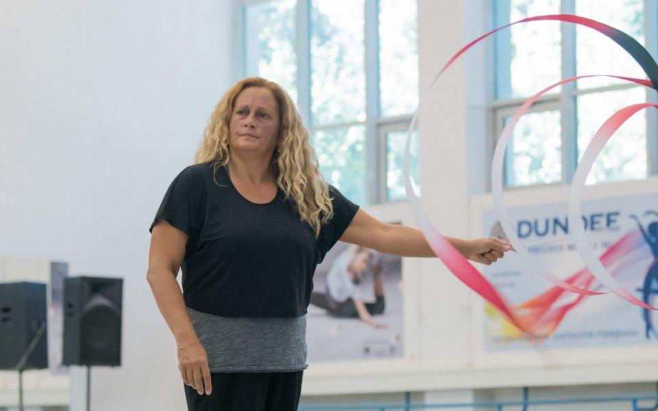 Лили Игнатова се включи в треньорския семинар