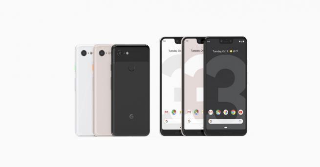 Google представи новото поколение на смартфона си Pixel. Той отново