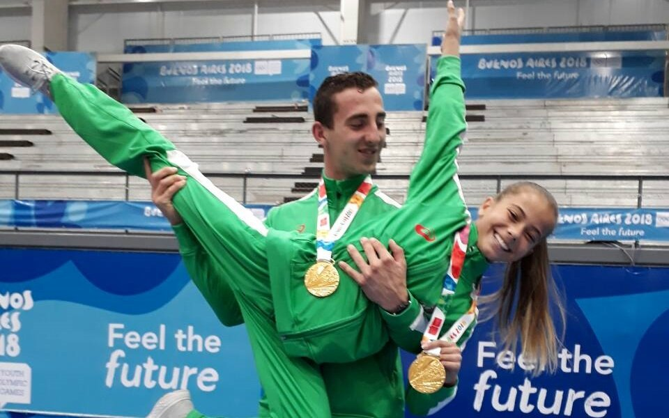 Българи със злато на младежката олимпиада в Буенос Айрес