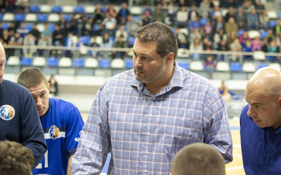 Треньорът на Черно море: Факторът домакинство при младите отбори е доста сериозен