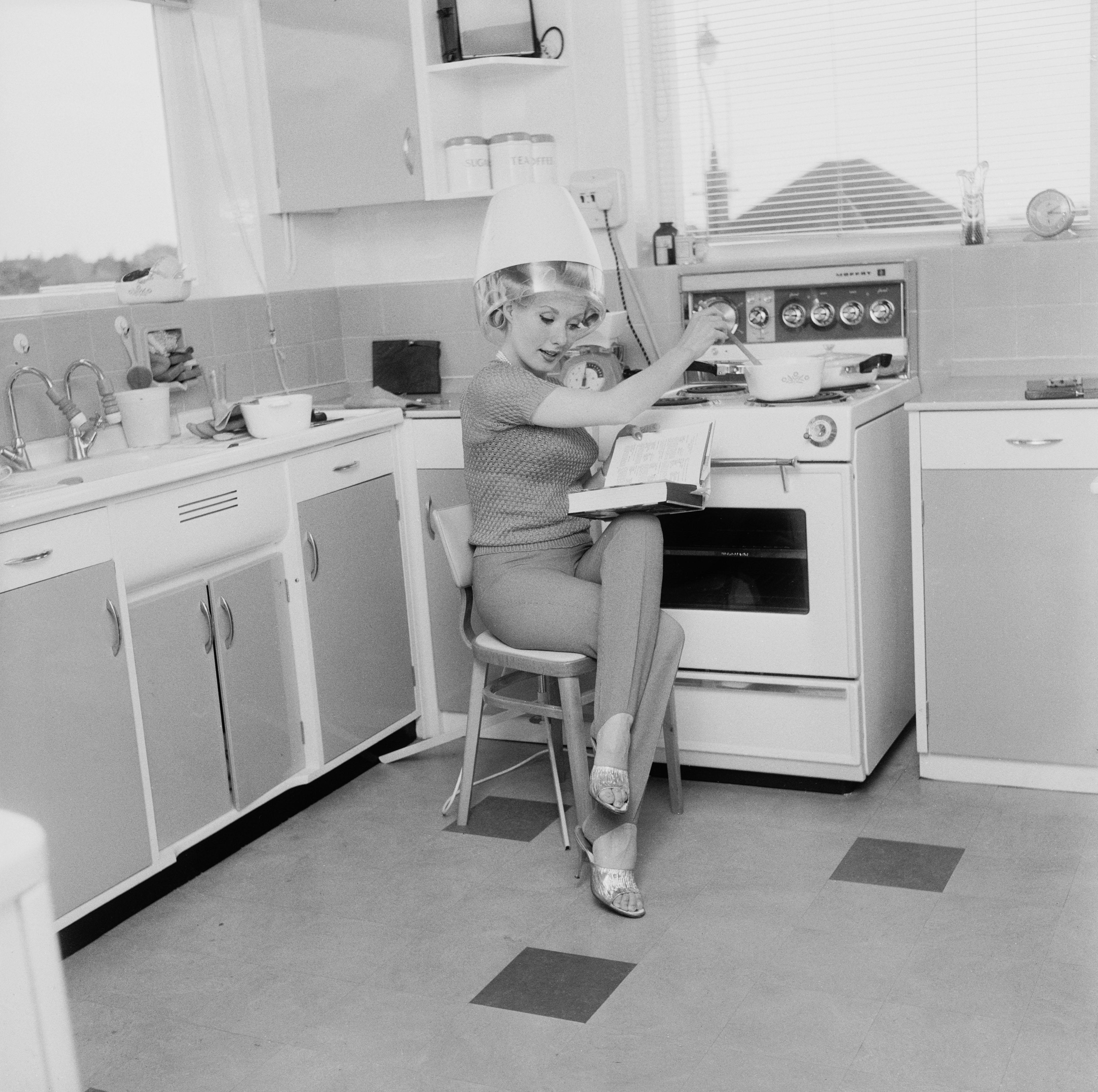 Кухня през 60-те години