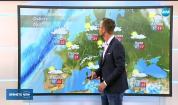 Прогноза за времето (12.10.2018 - обедна емисия)
