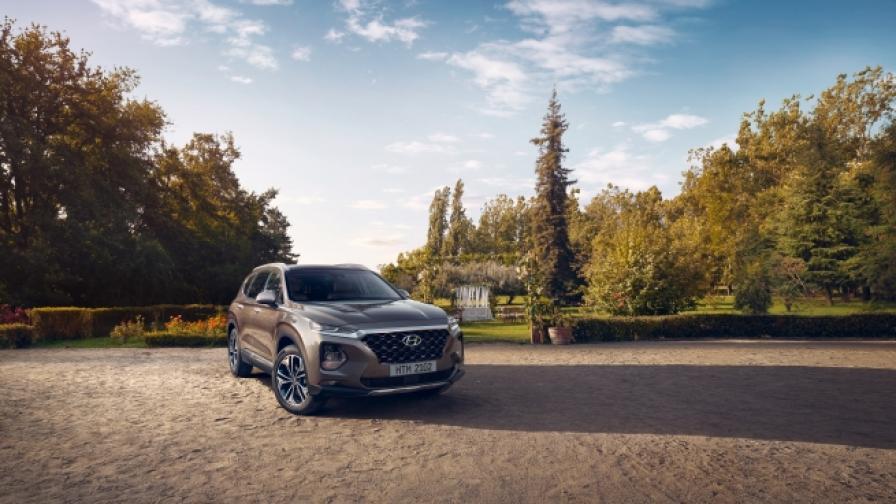 Изцяло новият Hyundai SANTA FE