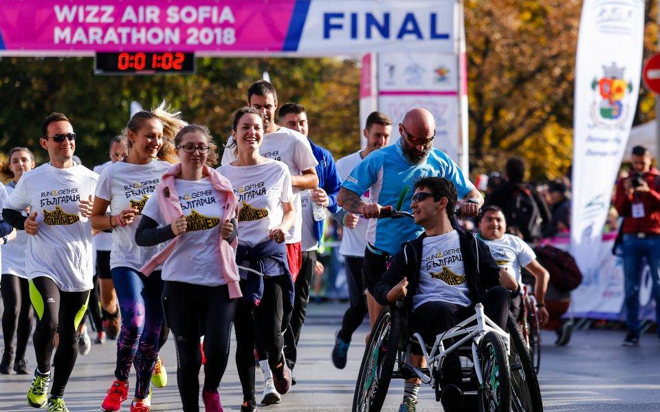 Много силни резултати се очакват на Софийския маратон