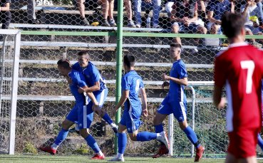 Левски U 17 продължава възхода си