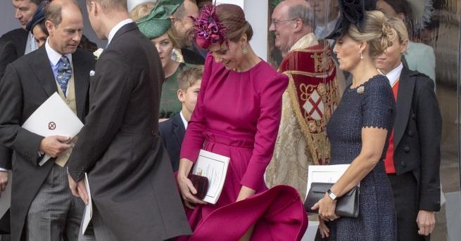 В петък (12 октомври) една от внучките на кралица Елизабет
