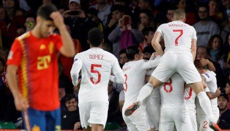 """""""Трите лъва"""" изреваха мощно на испанска земя"""