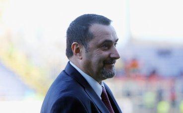 Доскорошен шеф в Милан говори за китайския хаос в клуба
