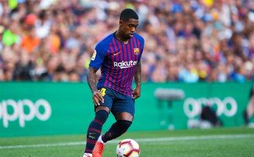 Барселона обмисля продажбата на Малком
