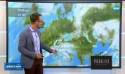 Прогноза за времето (16.10.2018 - централна)
