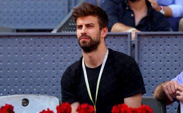 В Барса бесни на Пике, мислел повече за тенис бизнеса си вместо за футбол