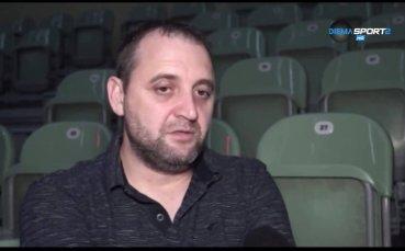 Иван Петков: Показахме необяснимо голям респект към съперника