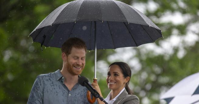 За втория ден от австралийската си обиколка херцогът и херцогинята