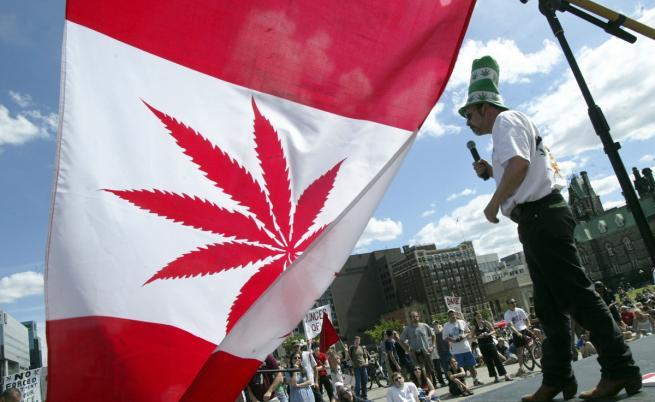Канада влезе в историята: Легализира канабиса