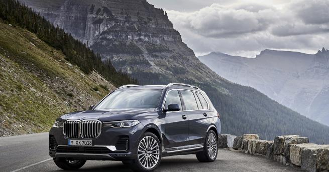 Няма да о писваме дизайна на новото BMW X7. Със