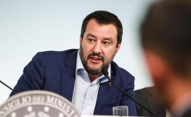 Матео Салвини