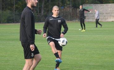 Четирима възстановени в лагера на Локомотив Пловдив