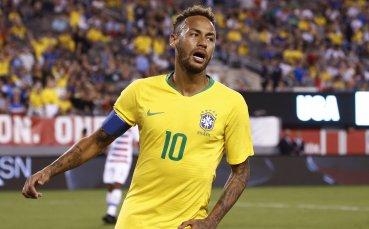 Звезда на Реал няма търпение да заиграе с Неймар