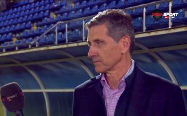 Небойша Миличич: Когато си вярваме, играем много добре