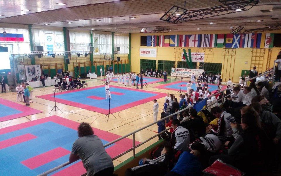 България с 27 таекуондисти на супер турнир в Словения