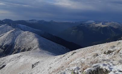 Сняг на Мусала, промяна след уикенда