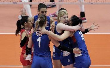 Сърбия с историческа световна титла в женския волейбол