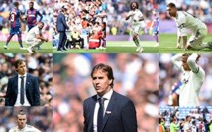 Гримасите на отчаянието в Реал Мадрид