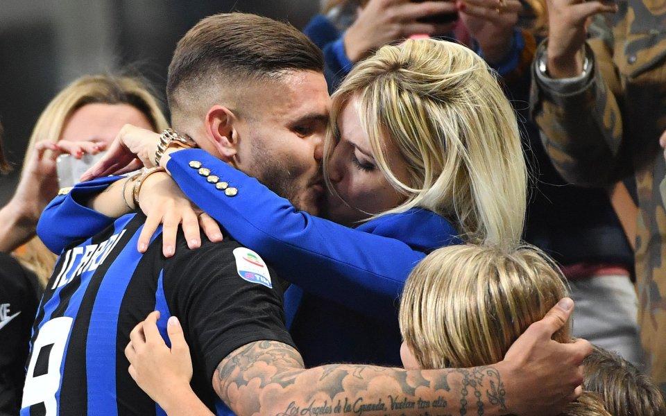 Късен куршум от Икарди покоси Милан в дербито (видео)