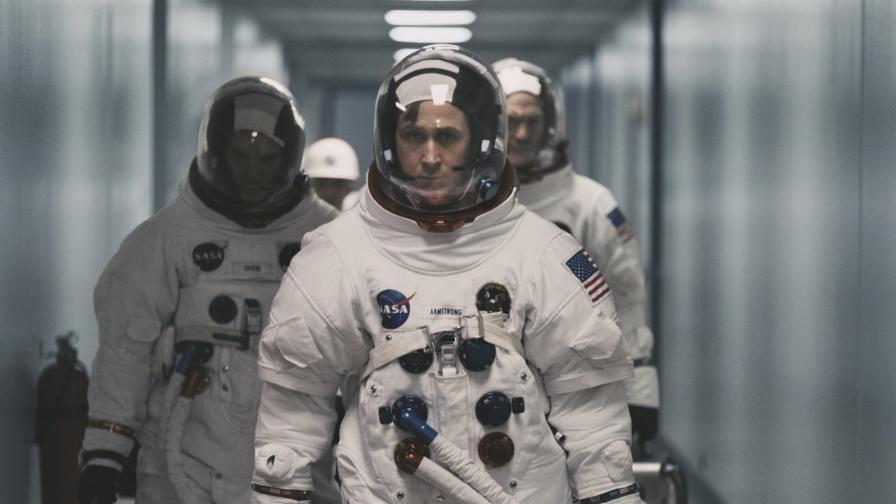 """""""Първият човек"""" – космическият филм на годината"""