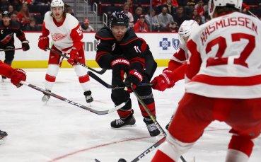 Резултати от мачовете в НХЛ тази нощ