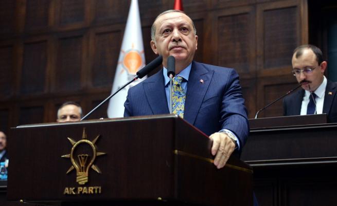 Ердоган: Споразумението с Русия за ракетите С-400 е най-важното в съвременната ни история