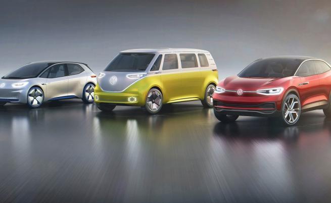 Volkswagen строи завод за 300 000 електромобила