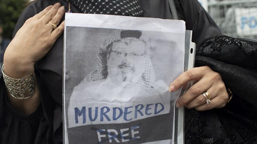 <p>САЩ наложиха забрана на 16 саудитци&nbsp;заради<strong> Хашоги&nbsp; &nbsp;</strong></p>