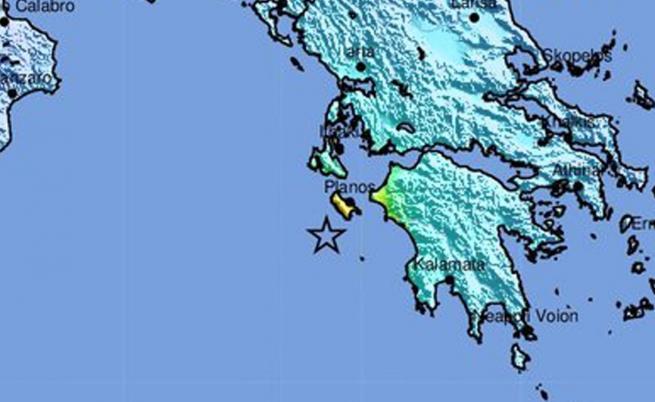 Силен трус край Гърция, предупреждението за цунами - отменено