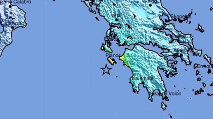 <p>Земетресение6,8в Гърция, нови трусове вкл. над 5-а степен</p>