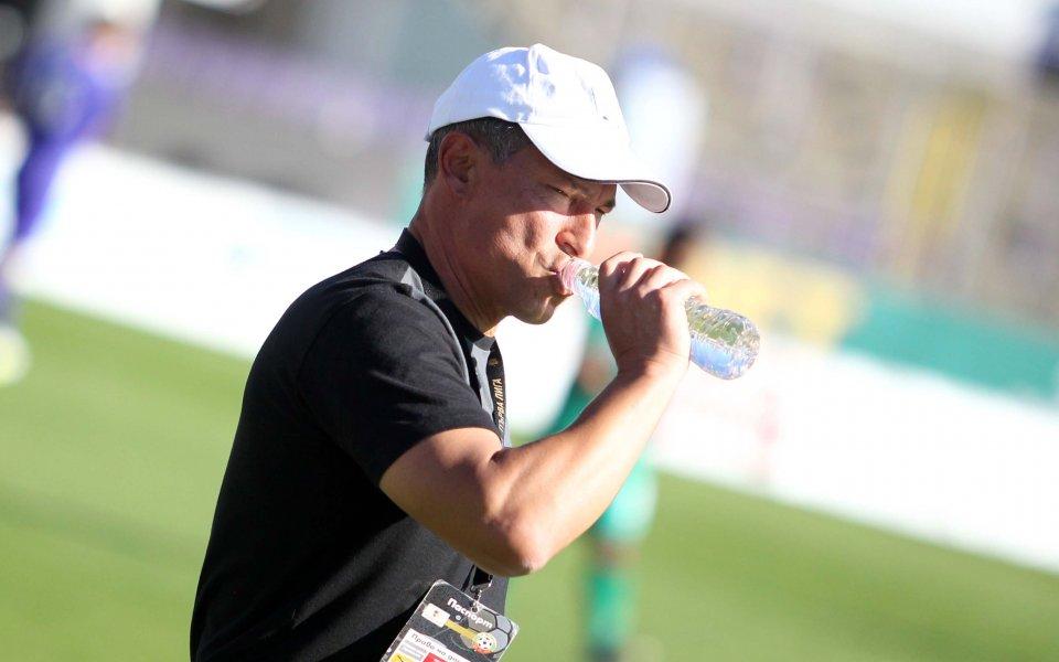 Балъков: Левски е далеч от Лудогорец, ЦСКА ще се бори за титлата