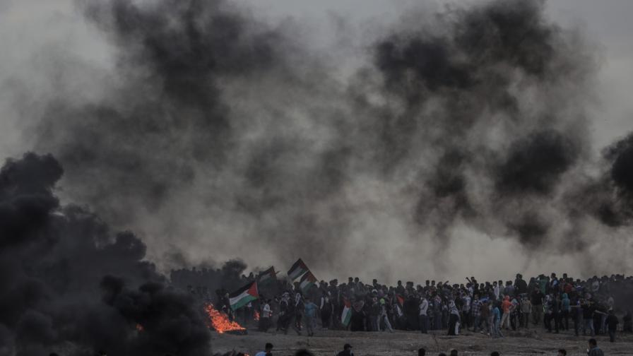 Израелските ВВС са нанесли удари над 80 обекта в Газа