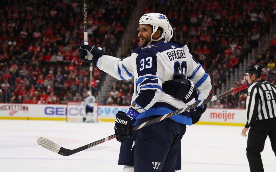 Уинипег бие в НХЛ, резултати