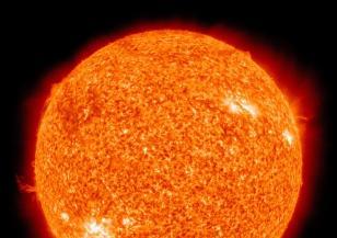 Случи се най-силното слънчево изригване за последните години