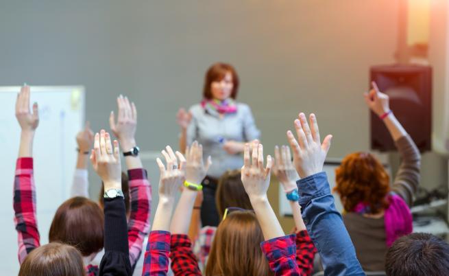 Предизвикателството да си учител в българско училище в чужбина