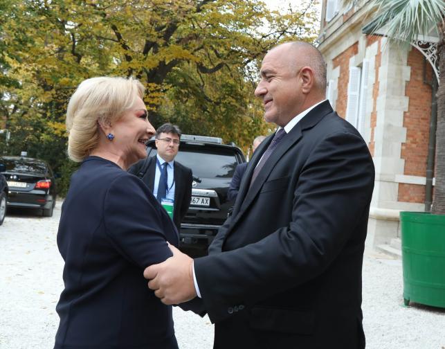 Премиерът Бойко Борисов посрещна в резиденция