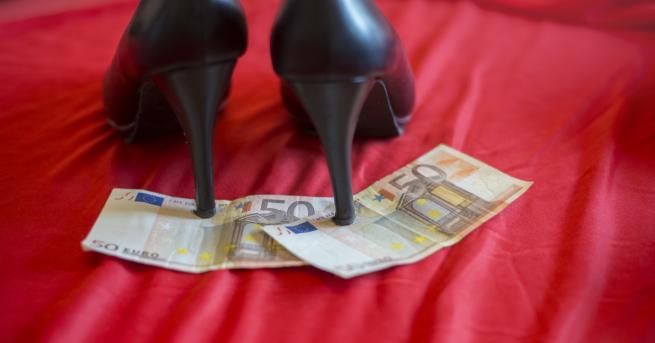 Снимка: Първите изгубени снимки на проститутки