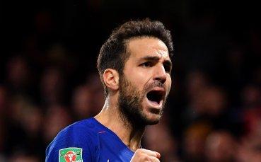 Милан потвърди за Ибрахимович и Фабрегас