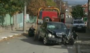 "<p>18-годишен с ""Мерцедес"" уби жени на тротоар</p>"