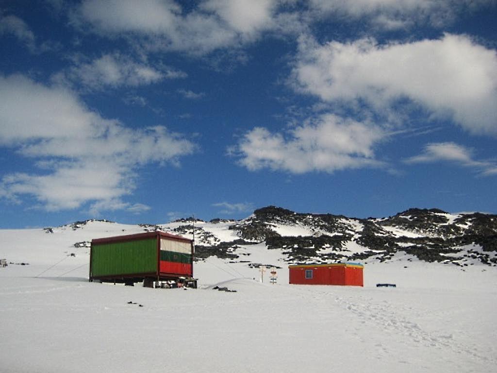 Снимка:Български антарктически институт