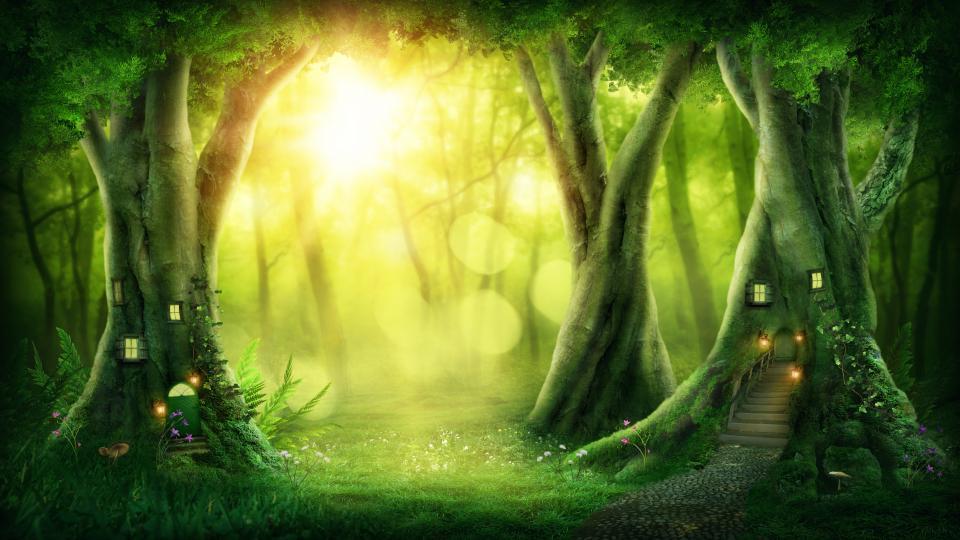 магия природа мистично