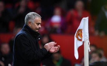 Манчестър Юнайтед разкарва Моуриньо, ако не класира отбора в топ 4