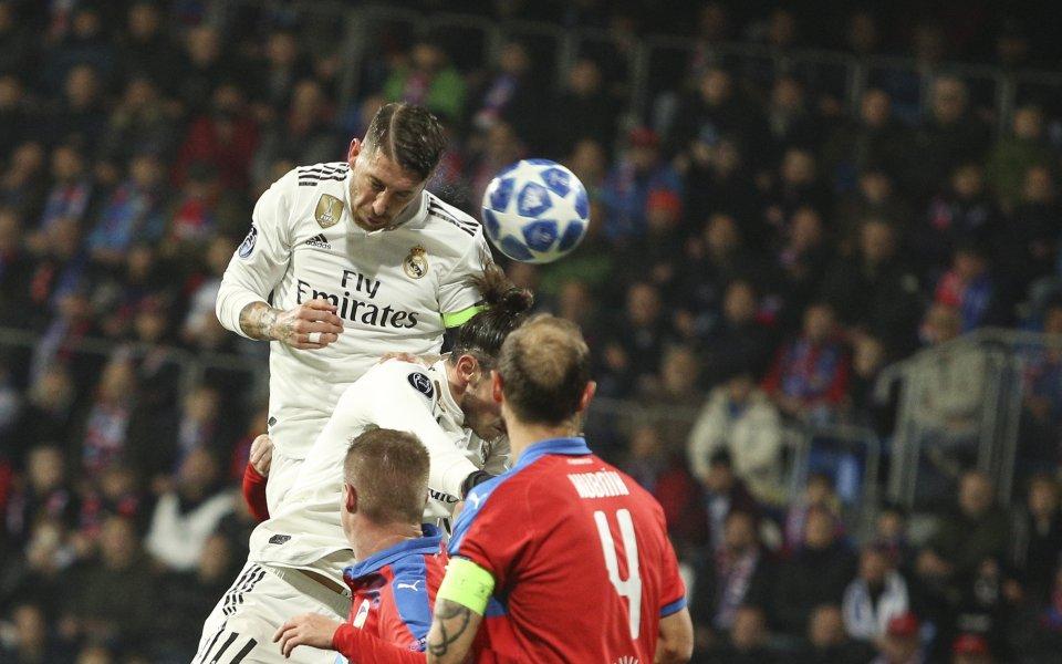 Крупен евродебют за Солари начело на Реал Мадрид